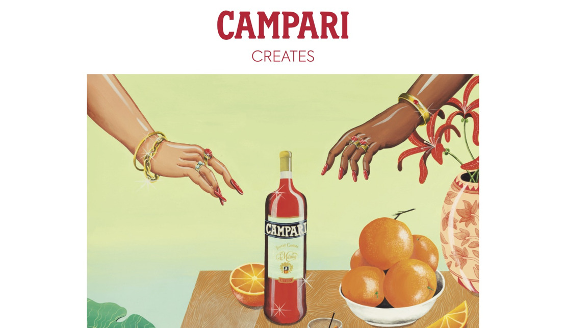 Campari & FamousGrey honour tradition with new posters by Belgian artists