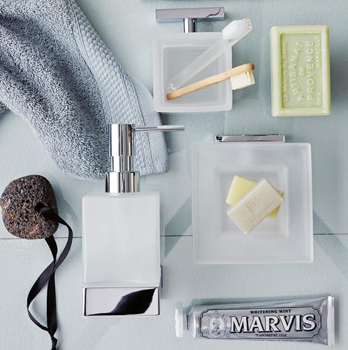 Verrijk je badkamer met accessoires