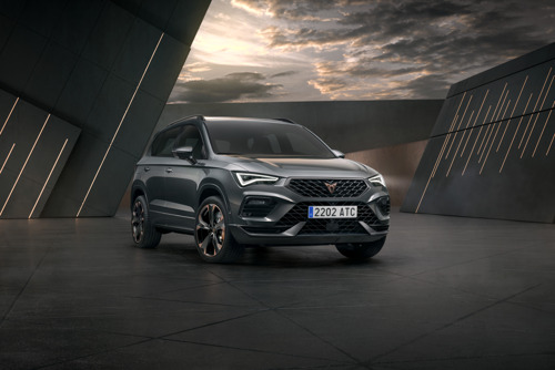 The new recipe for the brand's high-performance SUV