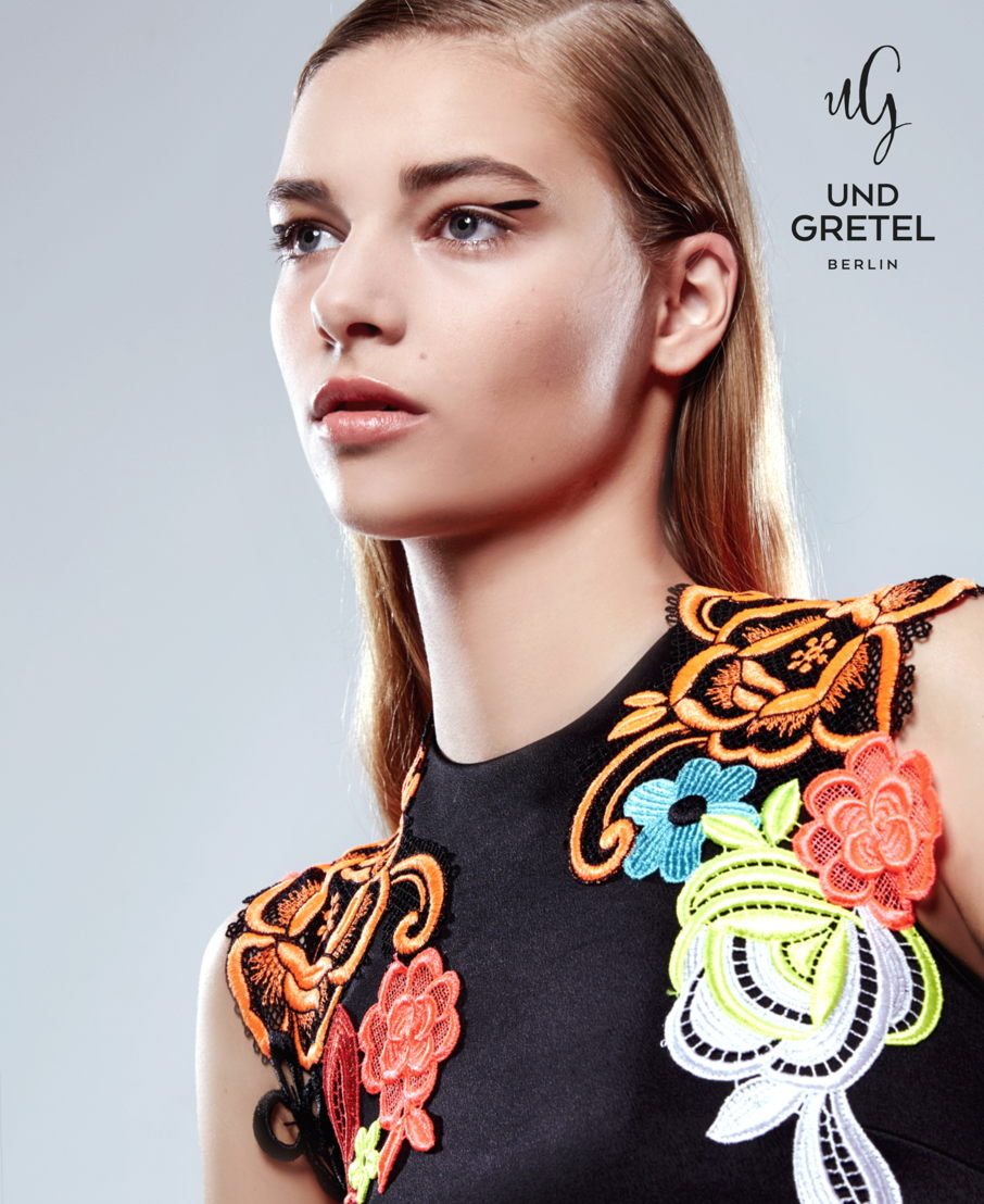 Und Gretel look - Graphic Liner