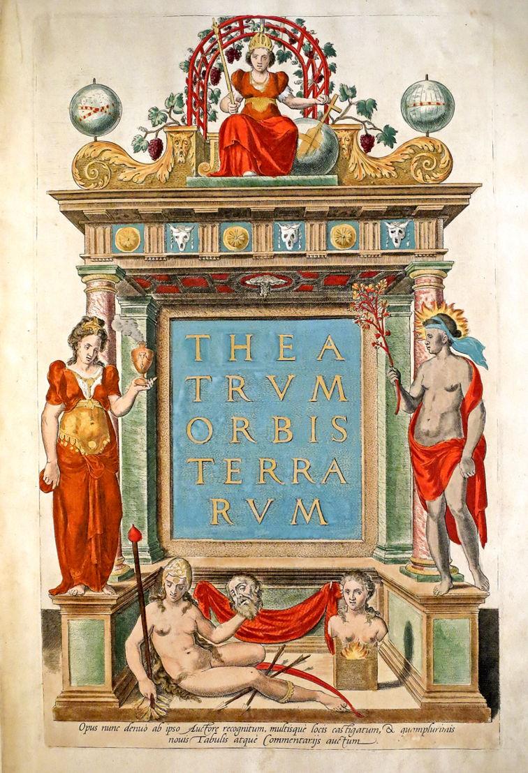 Atlas Ortelius