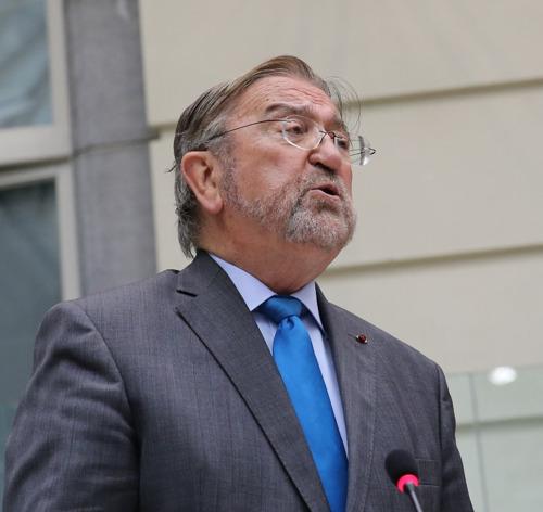Laatste toespraak van Herman De Croo in het parlement