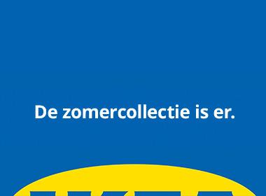 Preview: DDB & IKEA kondigen de nieuwe zomercollectie aan