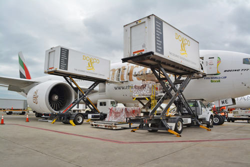 Emirates SkyCargo Boosts its Capacity to Chicago