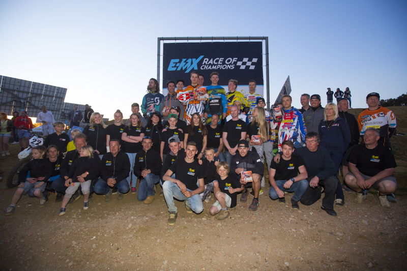 Groupshot, EMX Race of Champions 2015 Credit: CDS
