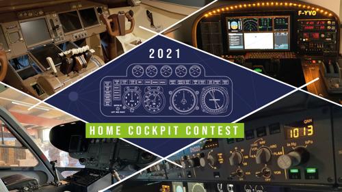 Beeindruckende Bauten für größtmögliche Immersion: Aerosoft kürt Gewinner des Home Cockpit Contest