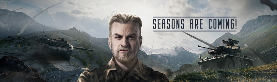 ARMORED WARFARE INTRODUCES A MASSIVE CHANGE – SEASONS