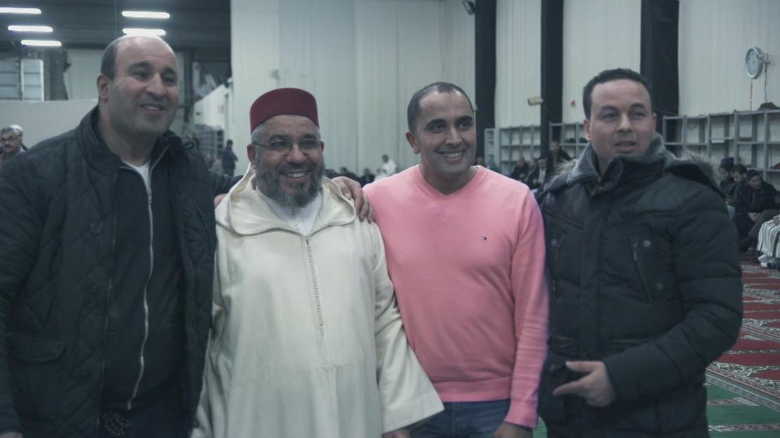 Mohamed en imam Cheikh Tojgani