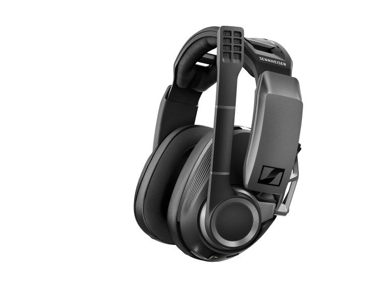 The new Sennheiser GSP 670 uses a self-developed low-latency connection and features Sennheiser's renowned wearing comfort and premium audio performance.