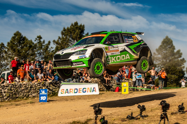 Preview: Rally Italia Sardegna: Double victory at WRC 2 Pro category by Kalle Rovanperä and Jan Kopecký