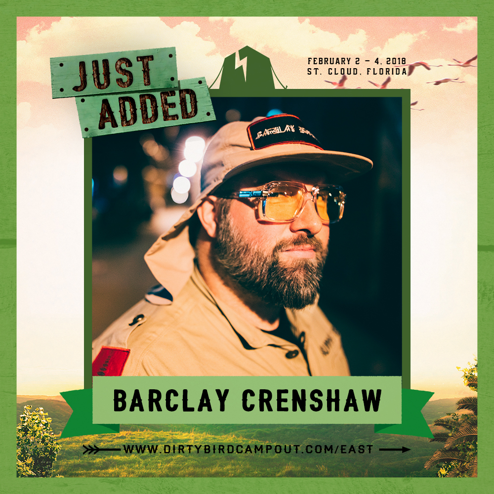 Just Added - Barclay Crenshaw