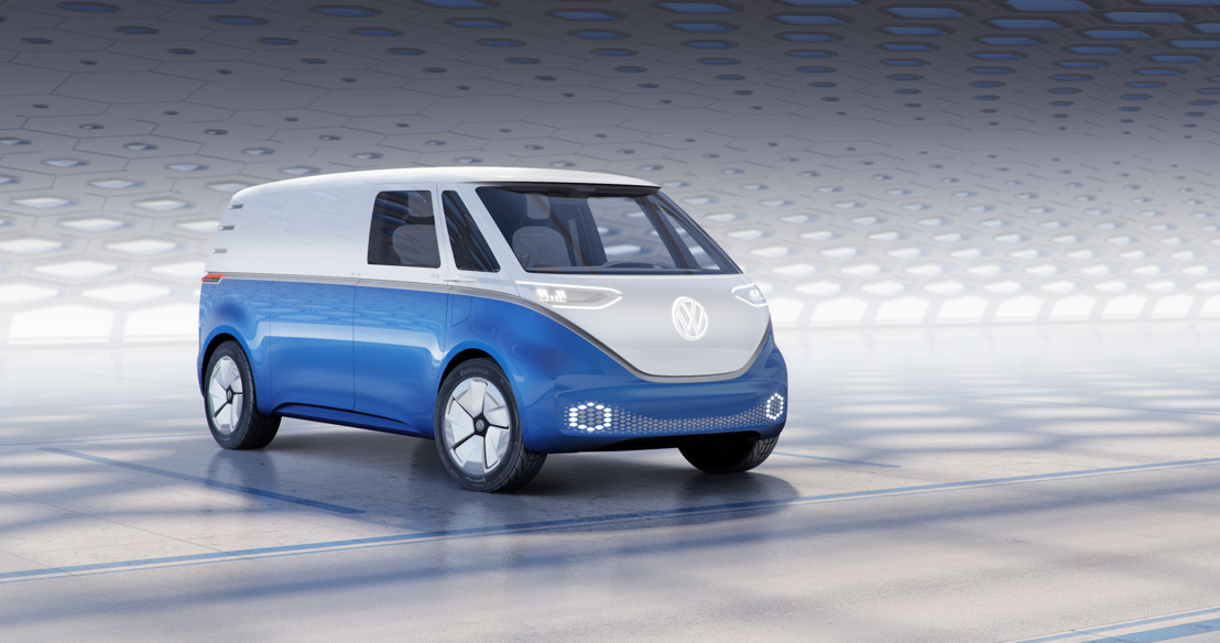 Volkswagen Commercial Vehicles électrise l'IAA 2018 avec cinq nouveaux modèles zéro émission