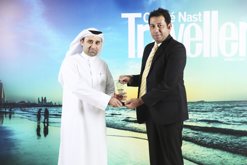 Emirates scores a hat-trick at the Conde Nast Traveller Awards, Middle East