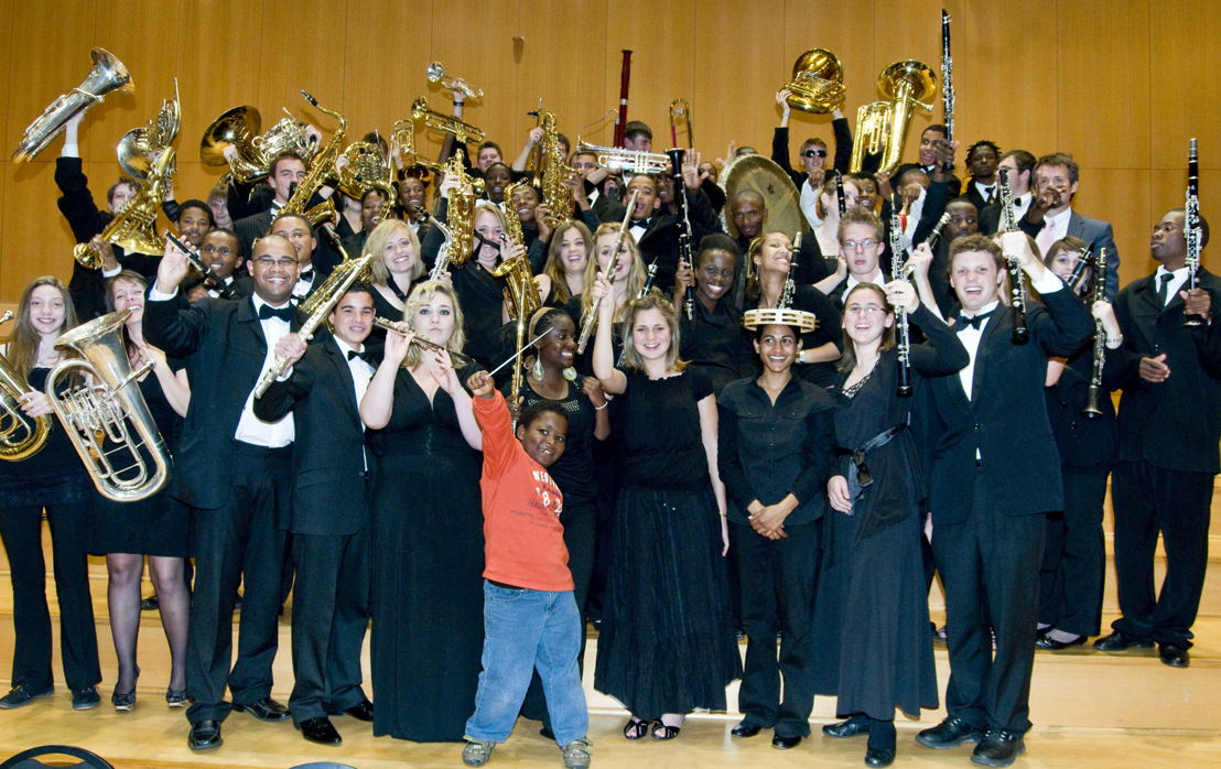 The Children's Concert with the National Youth Wind Orchestra