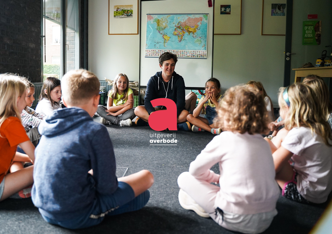 Uitgeverij Averbode - Erasme maakt leren nog leuker met Bonka Circus