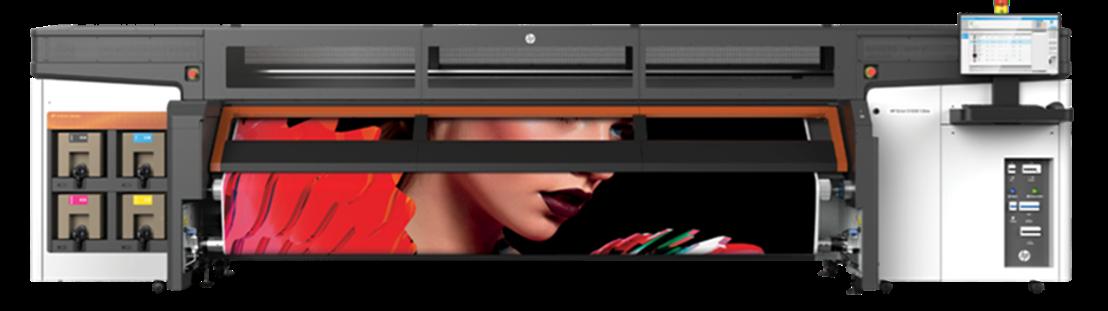 FESPA 2019: HP breidt digitaal textiel printen uit voor soft signage en decoratie met de nieuwe extra brede Stitch S1000