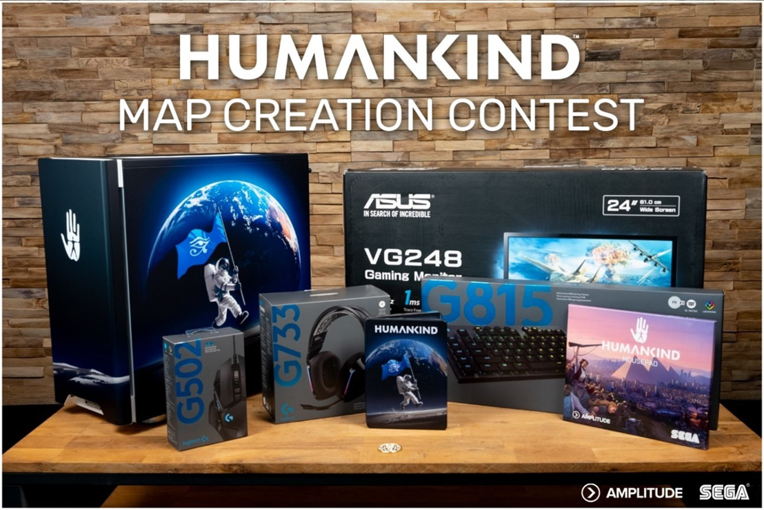 HUMANKIND MAP CREATION CONTEST – WIN A UNIQUE PC AND AMAZING PRIZES!