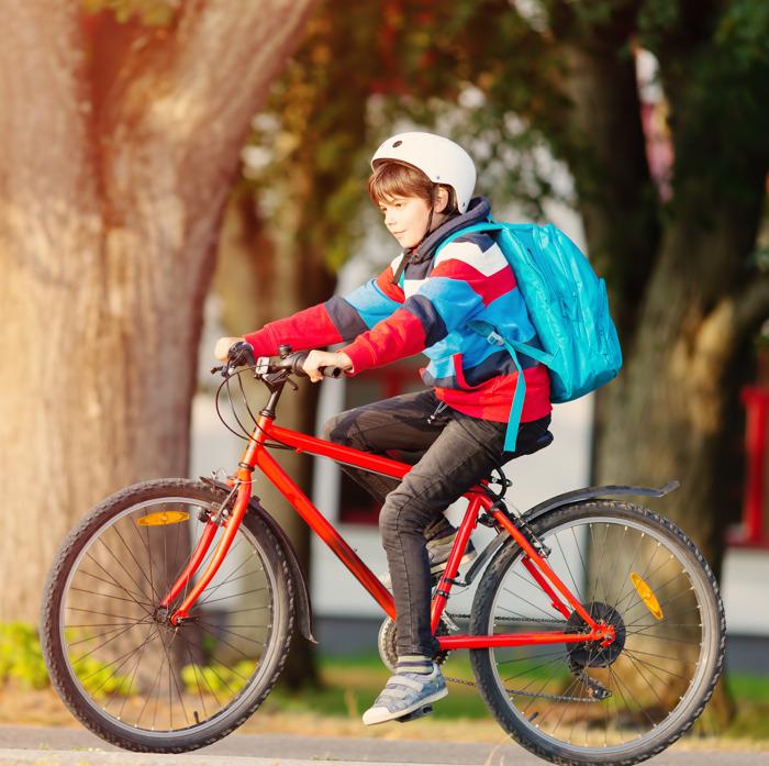 Veilig op weg naar school!