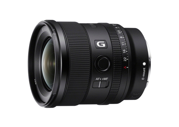 Preview: Sony Expands Full-Frame Lens Line-up with Introduction of New Large-aperture Ultra-wide-angle Prime Lens