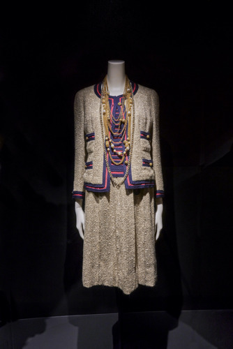 MoMu loans top royal item to the pioneering Paris Coco Chanel retrospective