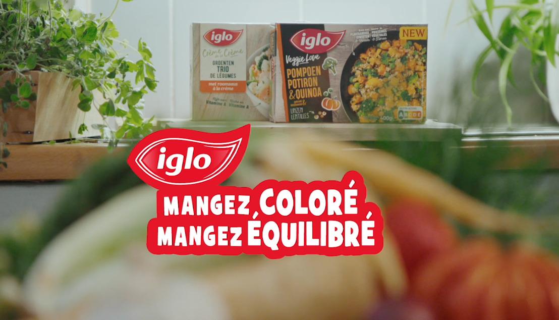Les food influenceurs reprennent des couleurs avec Air et Iglo