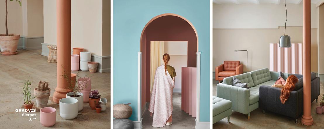 Ga op zoek naar je innerlijke zelf met de nieuwe producten van IKEA