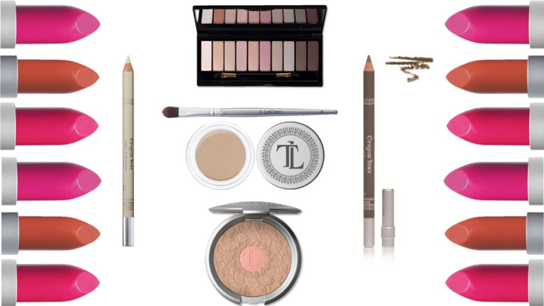Un maquillage parfait pour toute la journée avec T. LeClerc