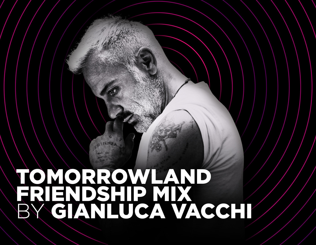 Gianluca Vacchi is heating things up at One World Radio