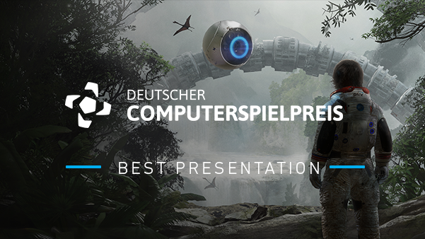 """Robinson: The Journey wins """"Best Presentation"""" at German Computer Games Awards"""