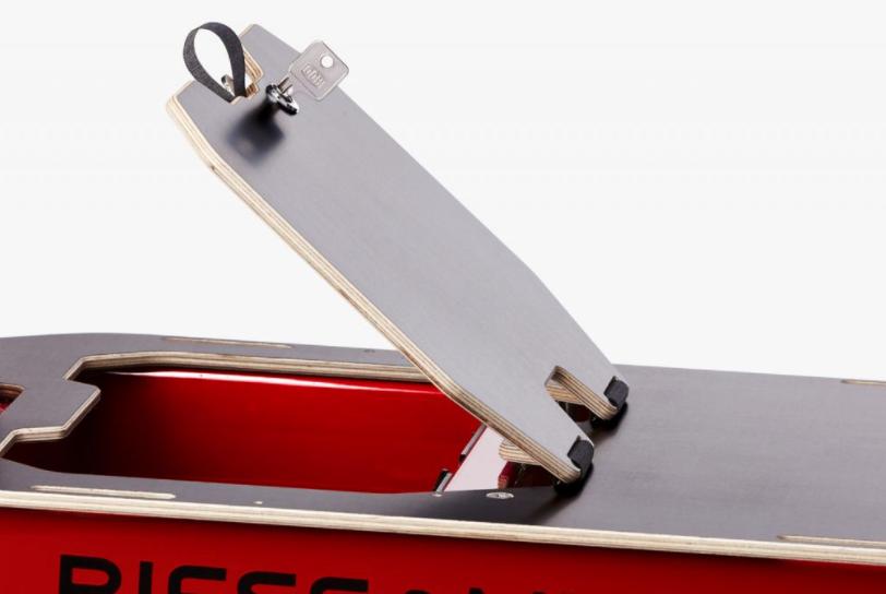Packster 40 - Lockable Glove Box