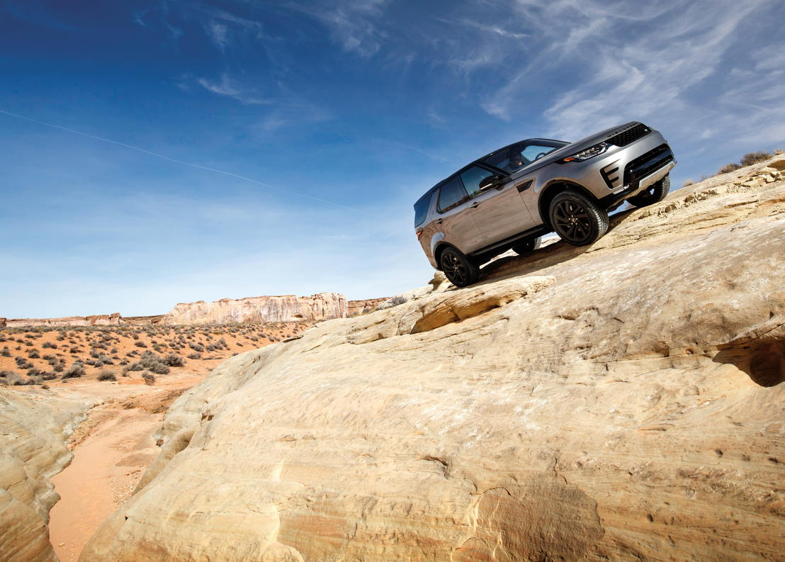 Land Rover Experience - Discovery - Utah