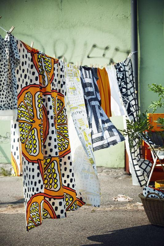 IKEA textiles