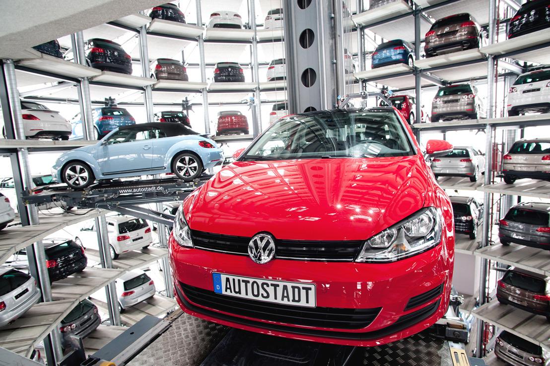 Le Groupe Volkswagen a livré 5,12 millions de véhicules au premier semestre