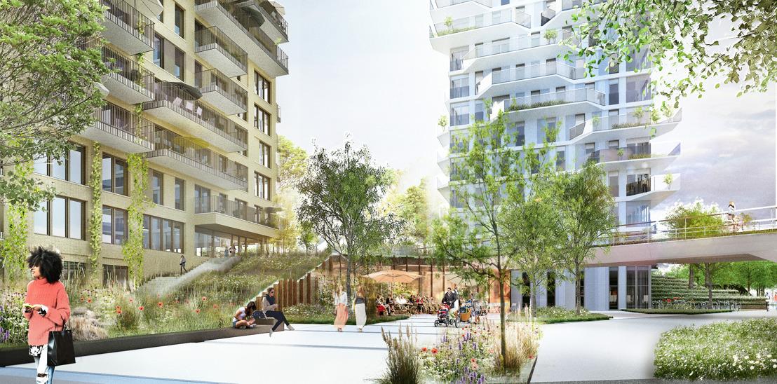 Woonproject Rinkkaai zet nieuwe stap richting realisatie