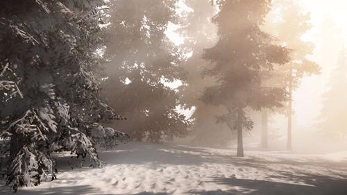 Winter Wonderlands in CRYENGINE