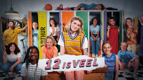 12 is veel: een unieke blik in het leven van twaalfjarigen
