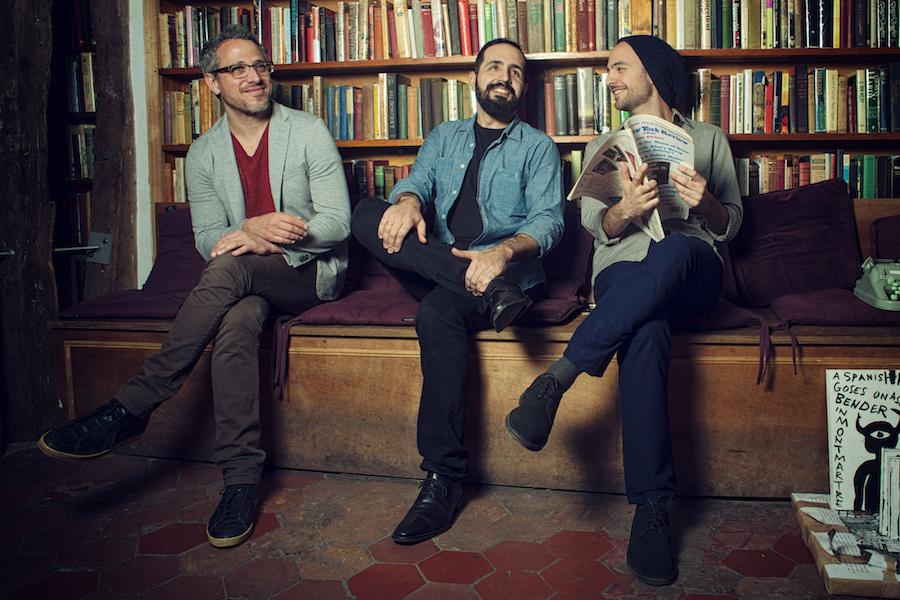 Shai Maestro Trio (22 mars @ 30CC/Schouwburg)