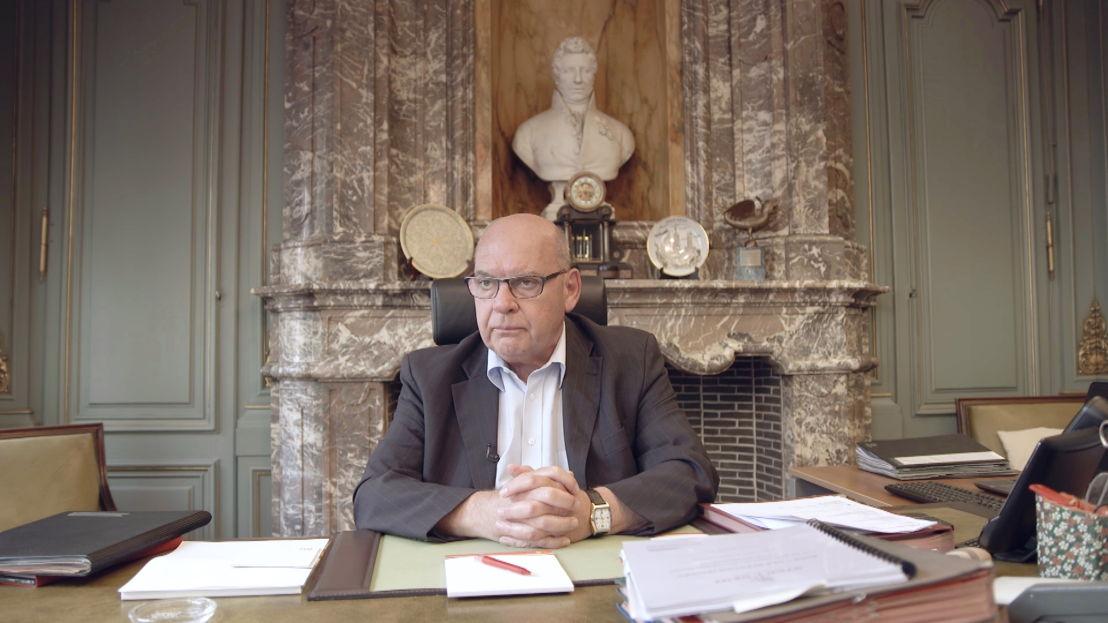 Daniël Termont - (c) VRT