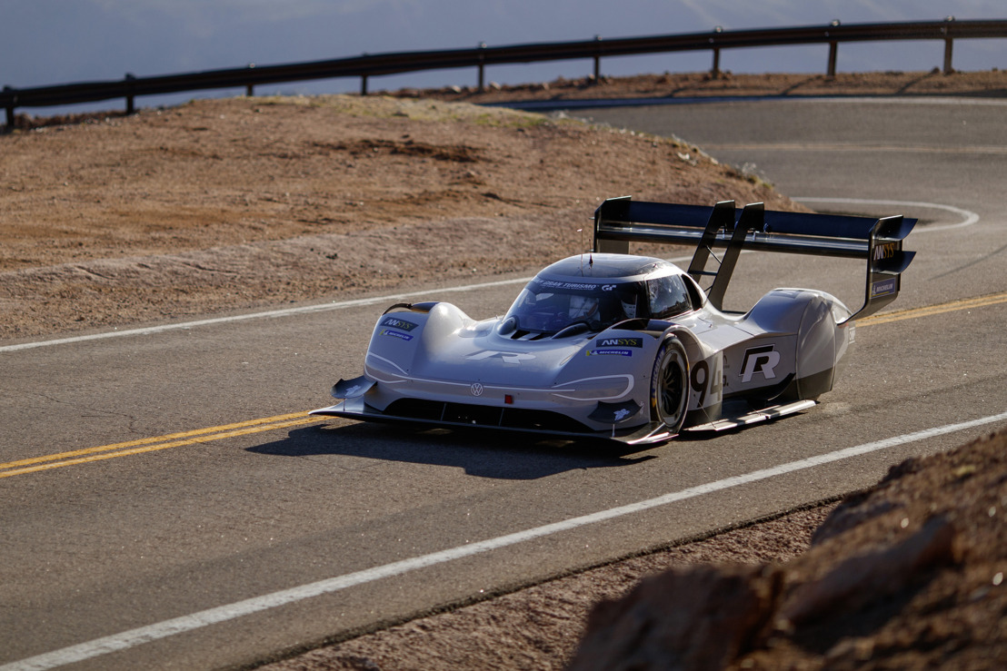 The clock is ticking: Just ten days to go until the start of the I.D. R Pikes Peak
