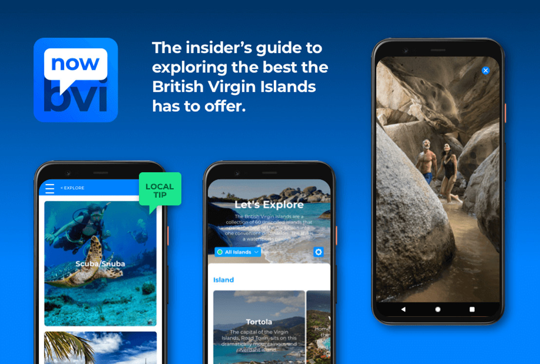 British Virgin Islands Launches Groundbreaking BVI Now App