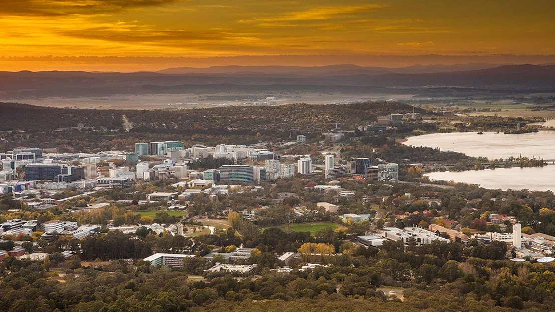 ANU MEDIA RELEASE: ANU launches bold new campus vision