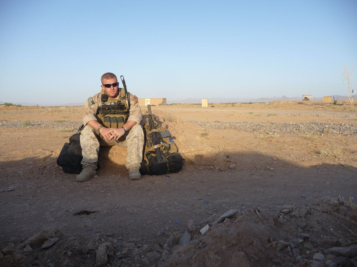 Pat Sauer, Afghanistan (2011)
