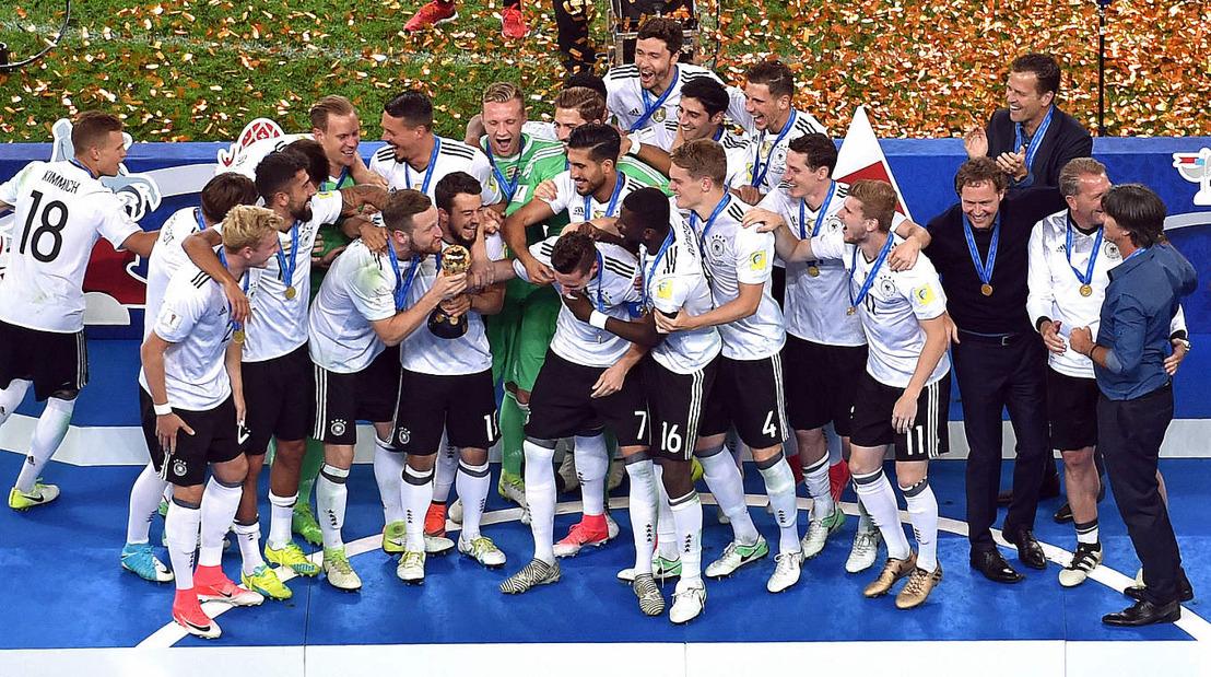 Las nuevas tecnologías ayudaron a la selección alemana a optimizar su juego
