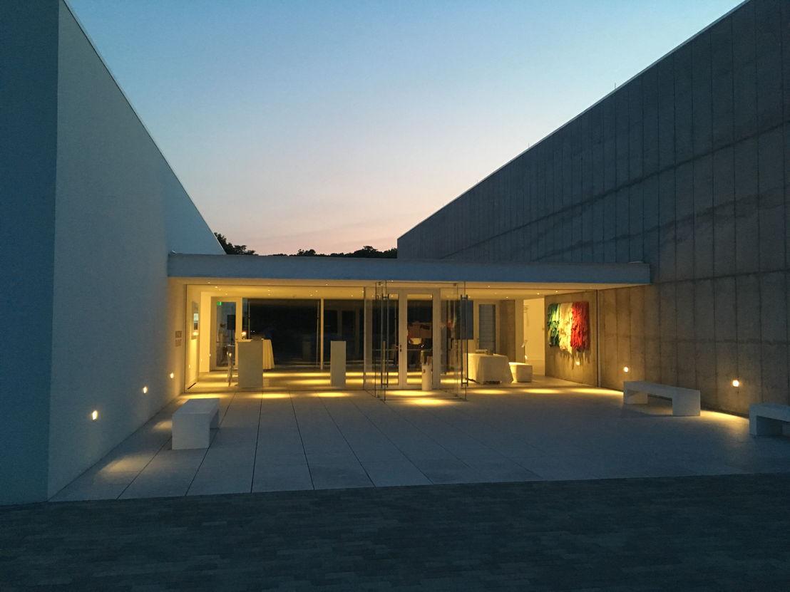 Magazzino Italian Art Gallery entrance