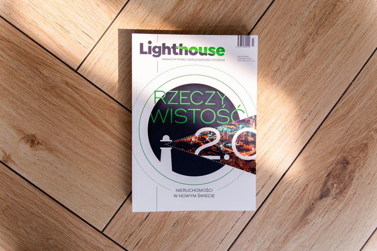 Lighthouse - nowy magazyn o rynku nieruchomości
