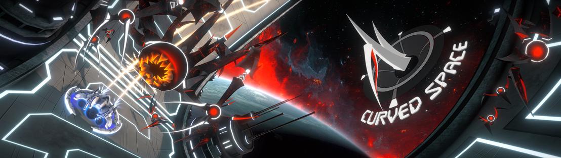 Le jeu de tir d'arcade qui déforme l'espace Curved Space explose en version bêta ouverte sur Steam aujourd'hui, 17 h 00 HNR