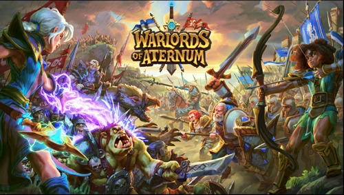 Warlords of Aternum brings turn-based strategy to life on mobile like never before