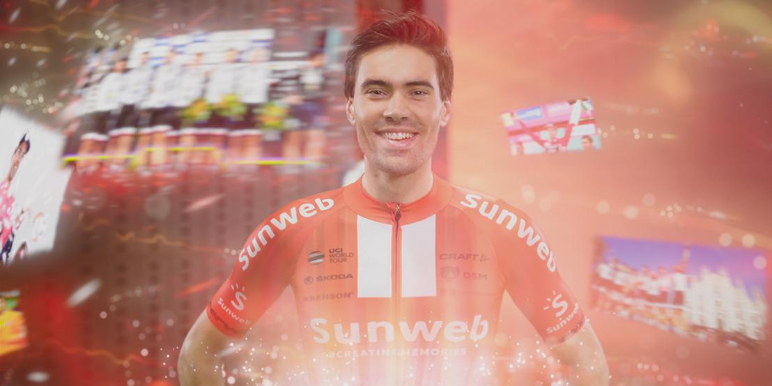 Tom Dumoulin en Team Sunweb hoofdrol in nieuwe Sunweb commercial
