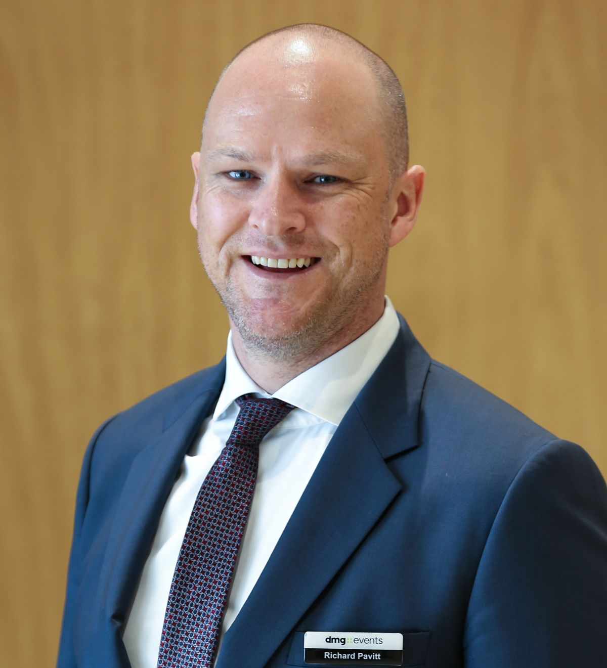 Event Director for The Big 5 Heavy and Middle East Concrete, Richard Pavitt