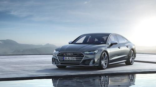 Agilité pour les longs trajets : les Audi S6 et S7 maintenant en version TDI avec compresseur électrique